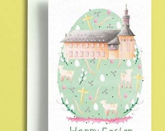 Easter Card - Happy Easter Card - Religious Easter Card