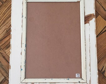A3 Reclaimed Timber Photo Frame - A3-3