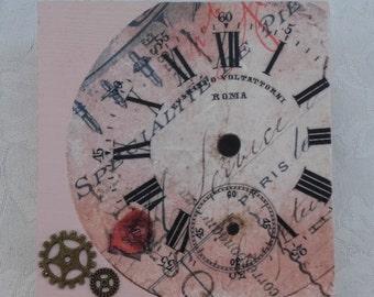 """Box """"clock"""""""