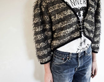 Super Sale! Original price 65, now 45. Puff sleeve sweater.