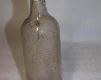 R harrison Fitzroy Antique bottle vintage bottle 1900's old bottle collectors bottle antique collectors vintage bottle vintage glass