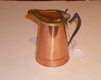 Antique Copper Syrup