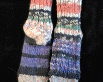 Socks, handknit for children