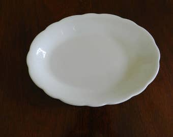 Buffalo China Oval Platter