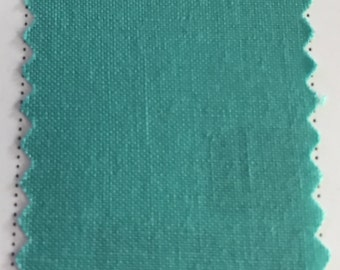 Aqua Quilter's Homespun 100% Cotton Fabric 1/2m lengths