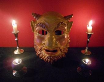 Satyr - Ancient Greek Mask