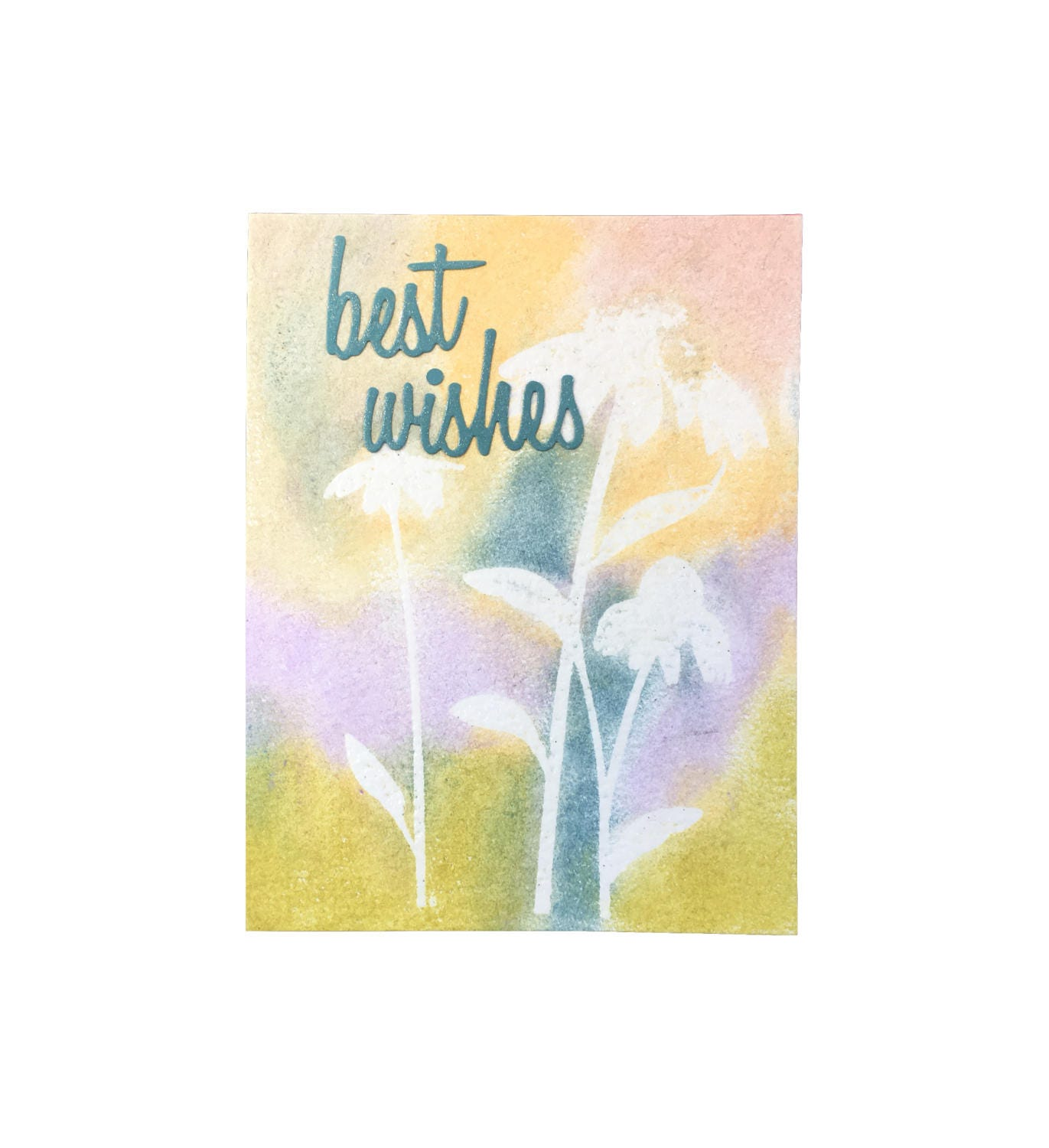 Best Wishes Card Retirement Card Promotion Card New Job Card