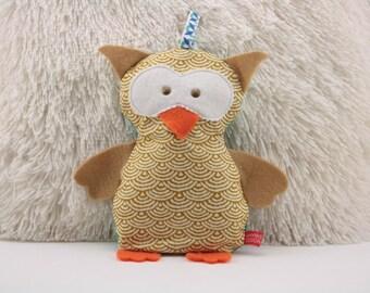"""Yellow OWL """"DODO ZEN"""""""