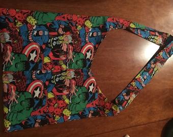 Marvel Suoer Hero Tote Bag