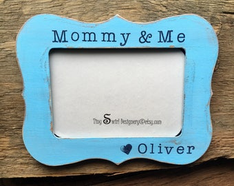 mother's day frame, mothers frame, mother's day gift, gift for mama, mothers gift, custom picture frame, new mom gifts, baby shower gifts