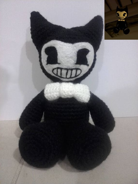 Bendy Plush Bendy and the Ink Machine