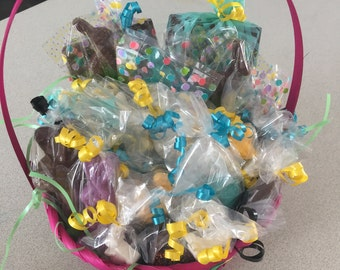 Chocolate Easter basket