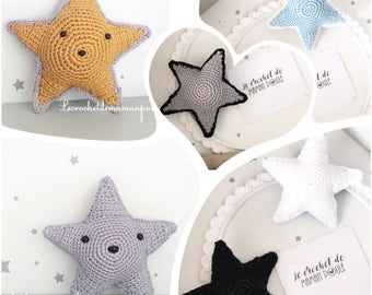 Star {colors available by message}