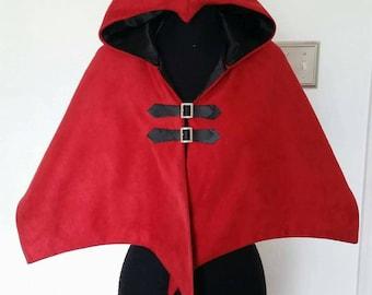 Back to Bat:Crimson Capelet