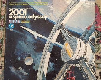 2001: A Space Odyssey Soundtrack Album