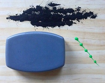 Tea Tree Charcoal Soap: Activated Charcoal Soap, Acne Charcoal Soap, Charcoal Acne Soap Black Charcoal Soap Tree Face Soap Tea Tree Soap