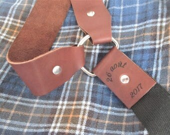 Personalize your Gaston straps!