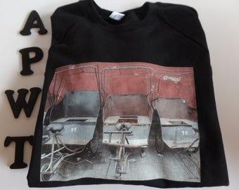 Men's All People Will Travel Photography Beijing Sweatshirt - 004