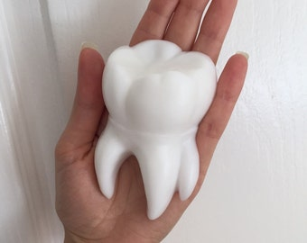 Tooth soap Teeth soaps Dentist soap Dentist gift Dental soap Ready to ship Gag gift False teeth Dental hygienist Tooth soap favors