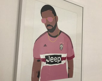 "Drake ""its a wednesday"" limited print"