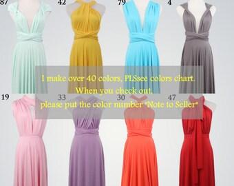 Set of 6-8 bridesmaid gifts, long bridesmaid dresses, bridesmaid dress, Bridesmaid dresses, Wedding party dress