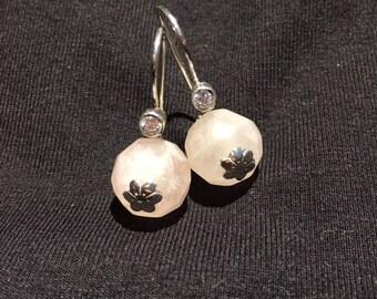 Rosy Earrings