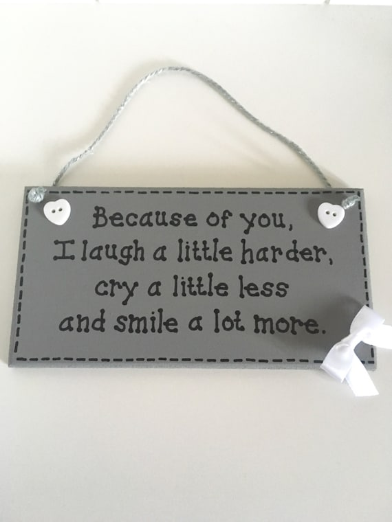 Friend Quote Plaque : Friends quote plaque friend sign special