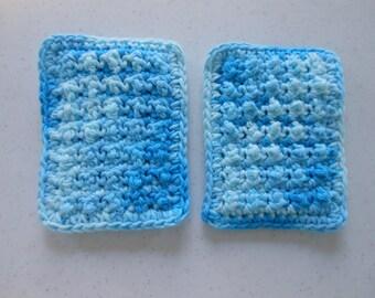 Crochet Sponges Set of two