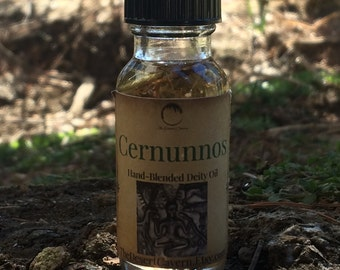 Cernunnos Oil - 1/2 Ounce