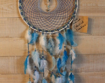 Winter Wonderland Dreamcatcher