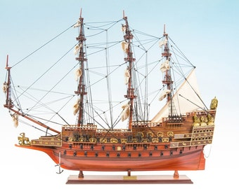 Sovereign of the Seas 1637 Tall Ship