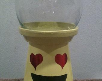 Heart Emoji Gumball Machine