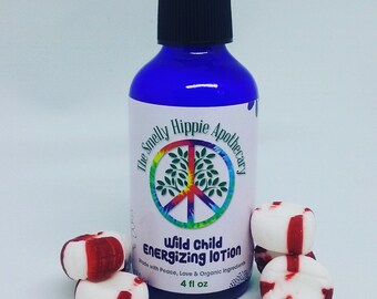 Wild Child Energizing Lotion