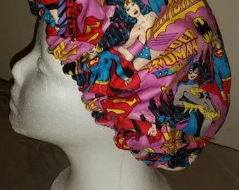 Wonder Woman bonnet (kids)