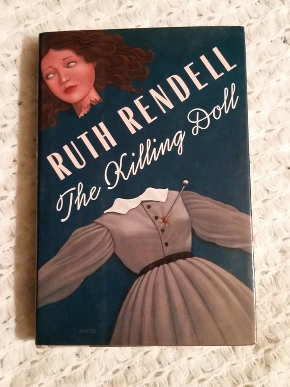 The Killing Doll by Ruth Rendell | First Edition Book - 1984 | Thriller / Suspense Novel | English Mystery