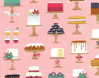 Michael Miller Fabric - Sweet Cakes - Confection - PS7428 CONF D - Choose the length of fabric