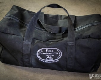 Heavy Duty Blacksmith's Tool Bag, Blacksmithing, Blacksmiths, Handmade