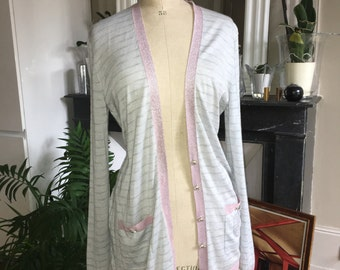 Chanel Cardigan in cashmere and silk