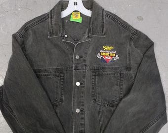 Rusty Wallace #2 Miller Racing Team MCD Jacket