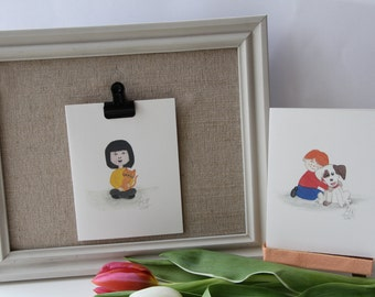 Friendship Note Cards