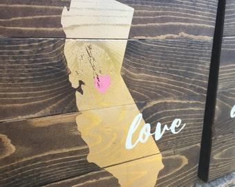 Gold California Love
