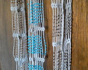 Handmade Scarf/Necklace