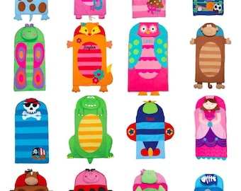 Personalized Nap mats / Stephen Joseph nap mats/ Kids Sleeping Bag/ Kids nap mat