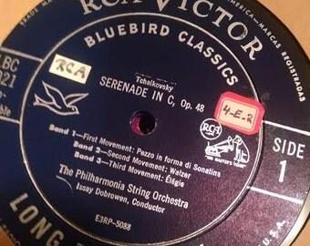 Album set vintage 1940's era classical symphonies