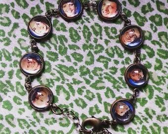 The Brady Bunch bronze bracelet