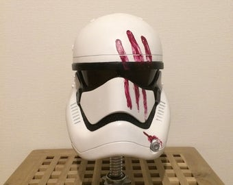 Traitor First Order Stormtrooper helmet