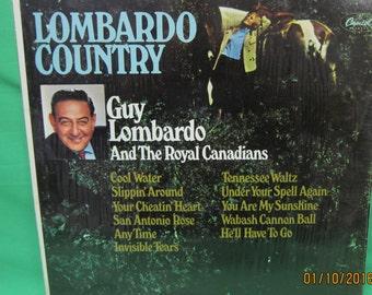 Lombardo Country - Guy Lombardo & His Royal Canadians - Capitol