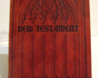 New Testament Pocket PB David C. Cook