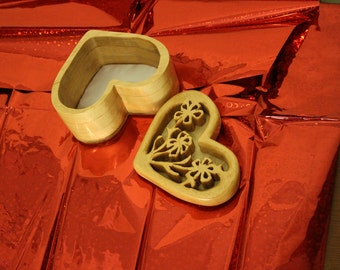 lucky shamrock jewelry box,