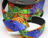 Elastic - Tropical Print ...